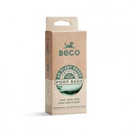 Beco Komposztálható – Lebomló kutyapiszok szedő zacskó