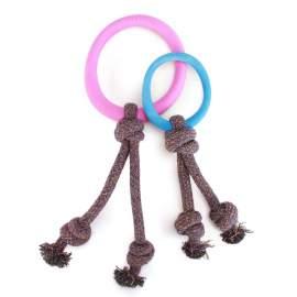 Beco Karika Kötélen rózsaszín színben
