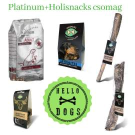 Platinum + Holisnacks csomag