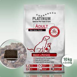 Platinum Adult Beef+Potato