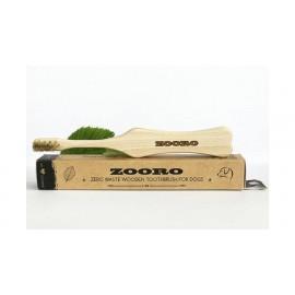 Zooro - Zero Waste fogkefe kutyáknak, 100% komposztálható